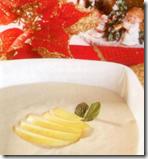 Sopa de Manzana. Receta de Navidad | cocinamuyfacil.com