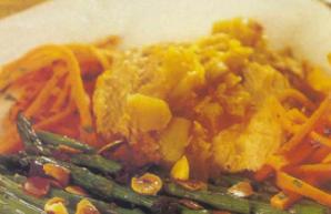 Receta para Navidad: Lomo de Cerdo con Manzanas
