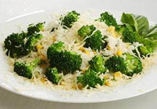 Arroz con brocoli receta