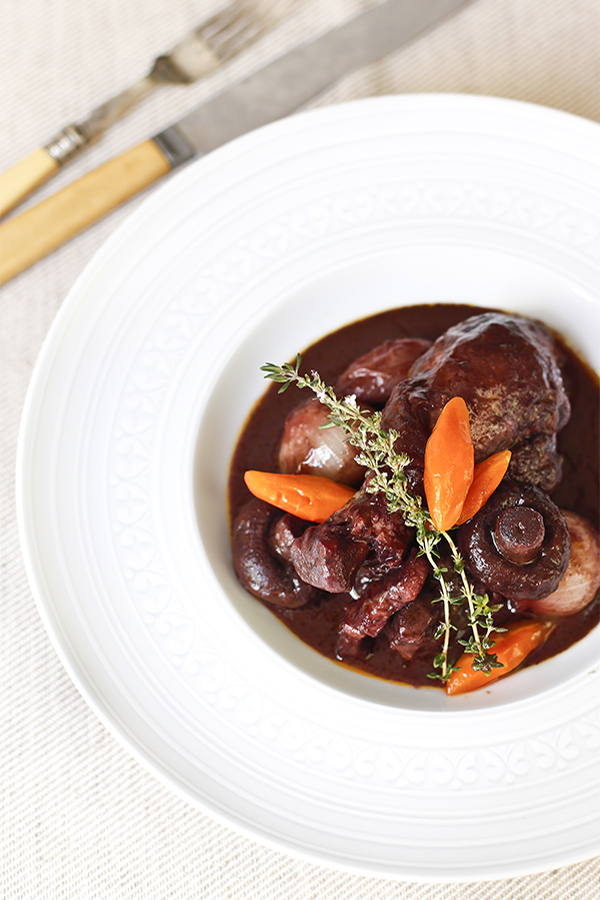 coq-au-vin - gastronomía francesa