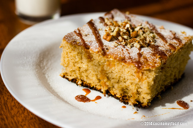 Pastel de Elote   cocinamuyfacil.com