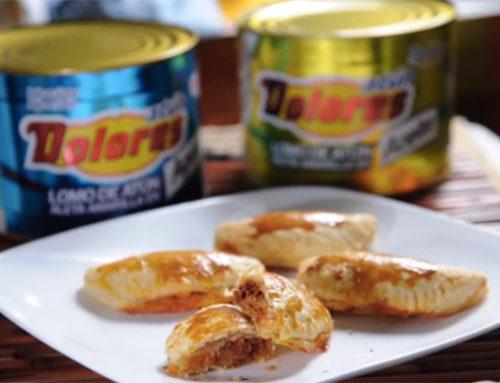 Recetas con Atún Dolores: vasitos de pepino, empanadas y salpicón