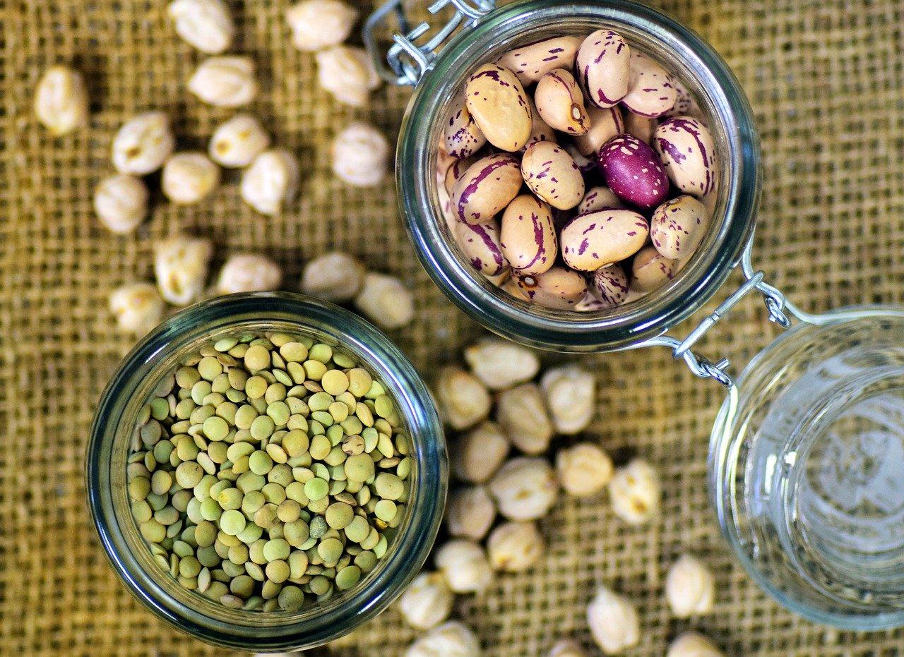 Fuentes de proteína vegetal | cocinamuyfacil.com