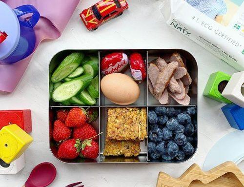 23 Ideas para el lunch de los niños