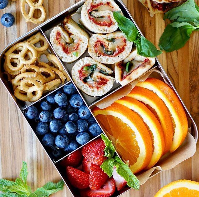 Ideas para el lunch de los niños | cocinamuyfacil.com