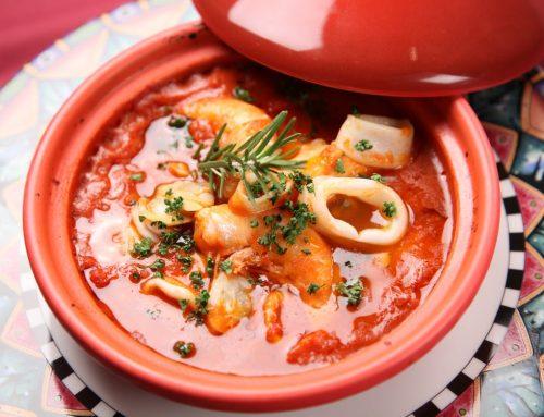 Sopa de mariscos: receta fácil
